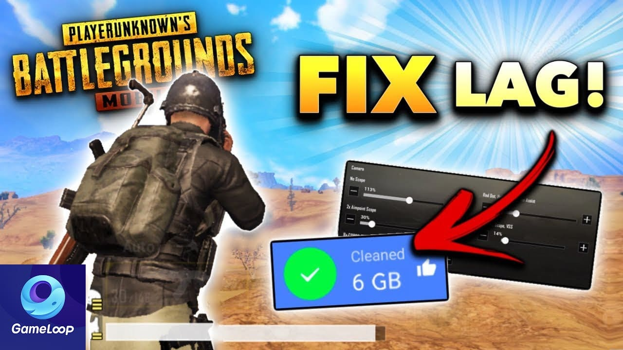 fix lag gameloop