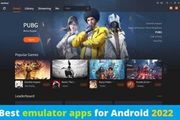 Best emulator apps for Android