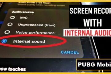 best screen recorder for pubg mobile