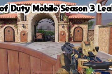 Call of Duty Mobile Season 3 Leaks