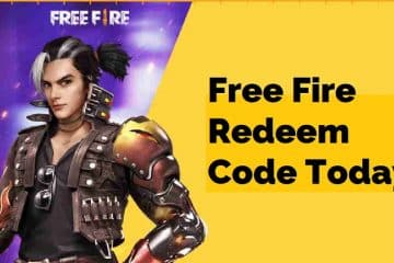 Free Fire Redeem Code Today