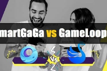 SmartGaGa vs GameLoop